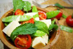 減塩レシピ 減塩焼肉のたれで豆腐サラダ
