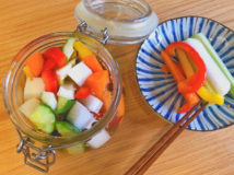 減塩レシピ 食塩不使用 無塩ピクルス