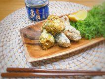 減塩レシピ お手軽!食塩不使用サバ缶で竜田揚げ